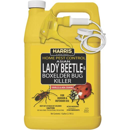 Harris 128 Oz. Ready To Use Trigger Spray Asian Lady Beetle Killer