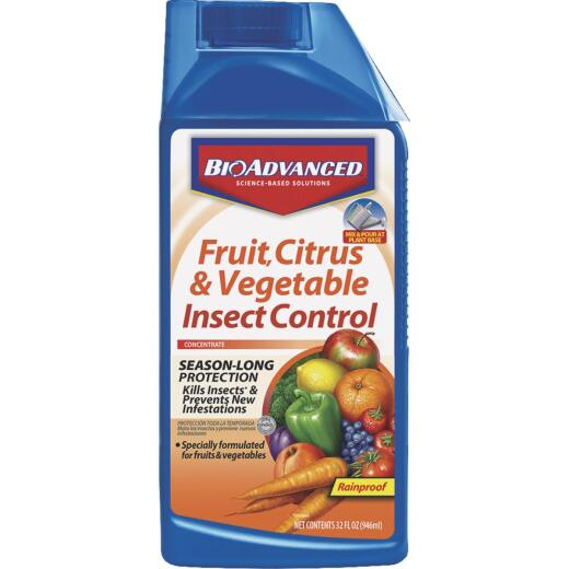 BioAdvanced 32 Oz. Concentrate Fruit Tree Insect Killer