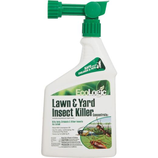 EcoLogic 32 Oz. Ready To Spray Hose End Insect Killer